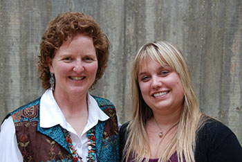 Lyndra J. Bills MD and Melody Wysocki